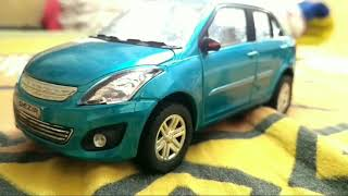 CENTY TOYS Swift Desire car toy review