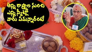 Participants about Hyderabad Sweet Festival Hyderabad Parade Grounds | Telugu Popular TV