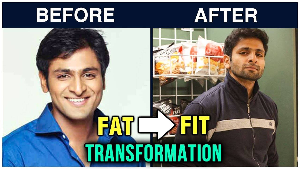 FAT TO FIT | Vaibhav Tatwawadi BODY TRANSFORMATION | #MondayMotivation | Coffee Ani Barach Kahi