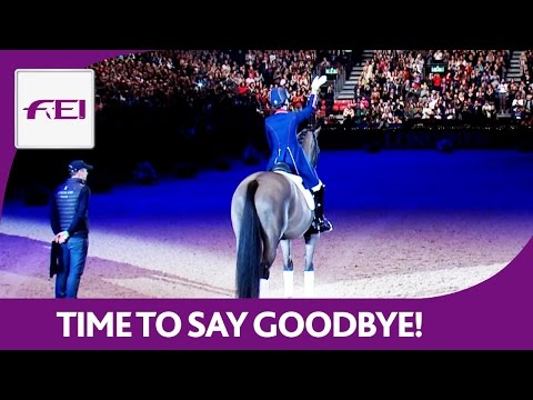Valegro's very last performance - FEI World Cup Dressage - London Olympia 2016