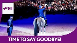 Valegro's very last performance - FEI World Cup™ Dressage - London Olympia 2016