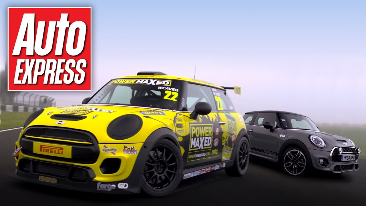 Ultimate MINI track battle: MINI Challenge 210 vs MINI Challenge ...
