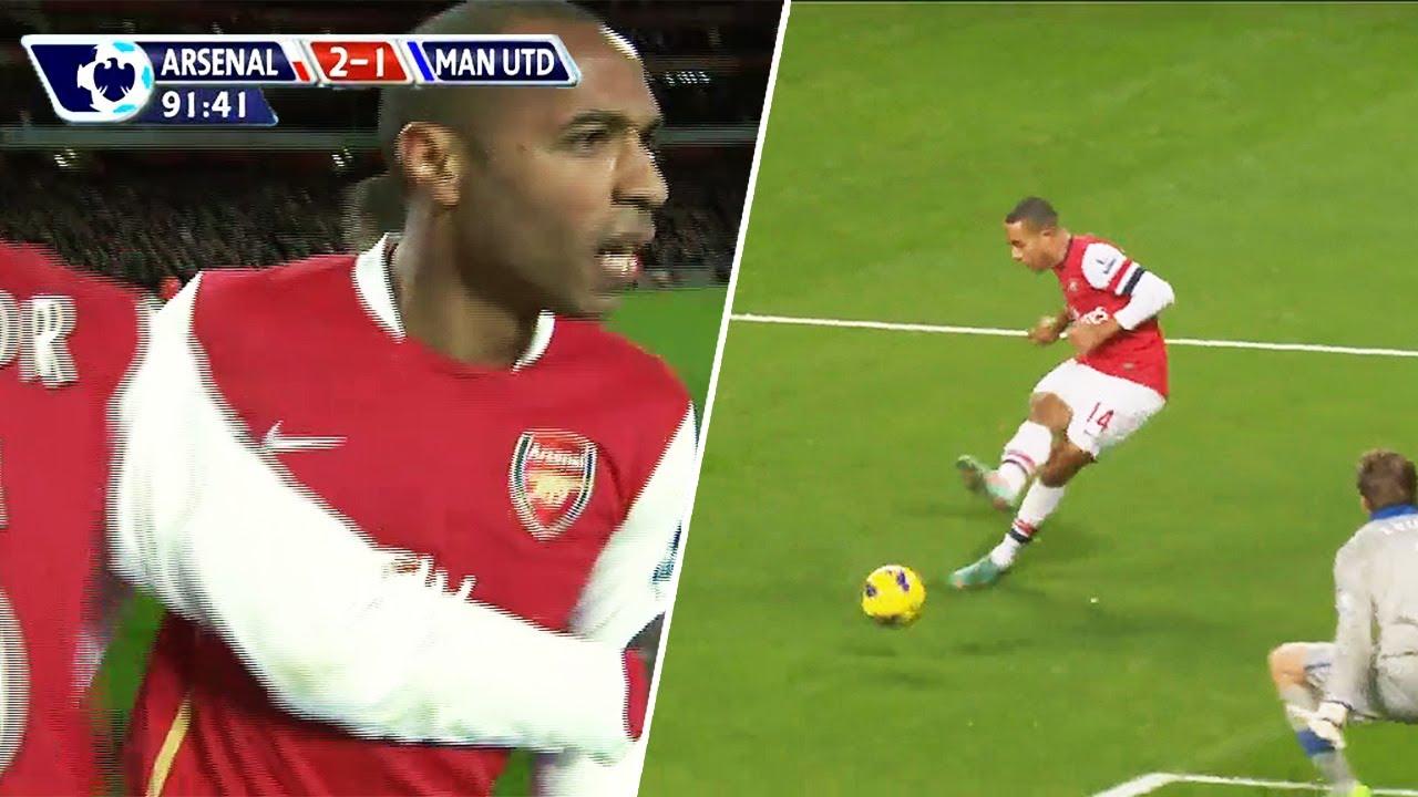Most UNFORGETTABLE Arsenal Wins