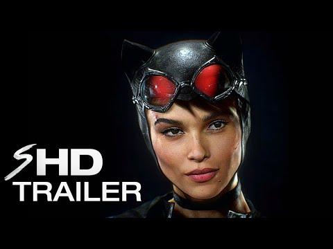 THE BATMAN (2021) Catwoman First Look Concept – Zoe Kravitz, Robert Pattinson DC Movie