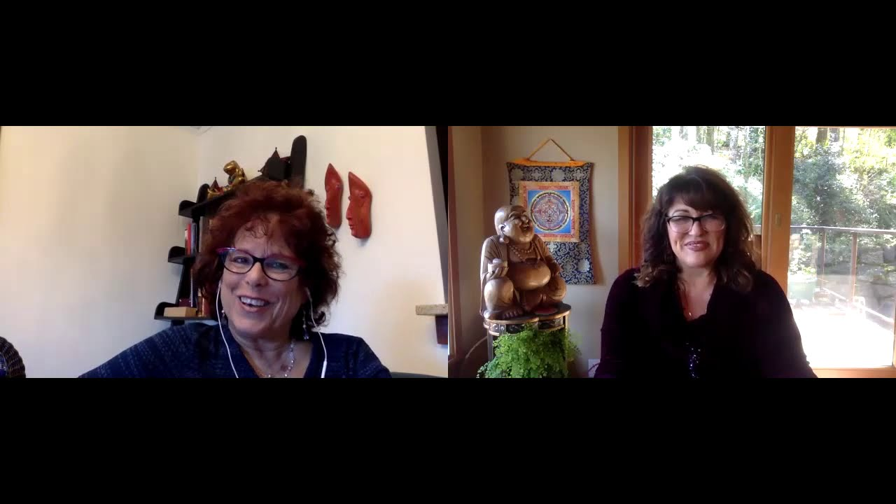 Conversation with Selina Maitreya - Practical Spirituality