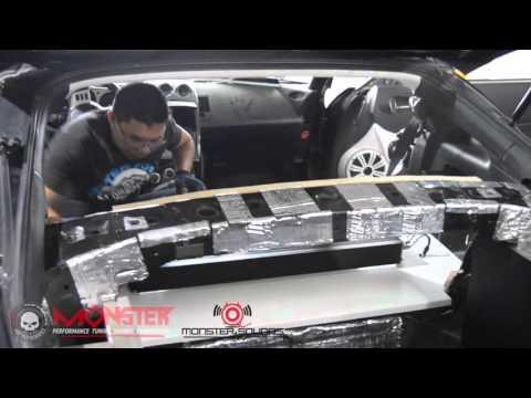 Nissan Z Car Audio System Setup Loud & Clear