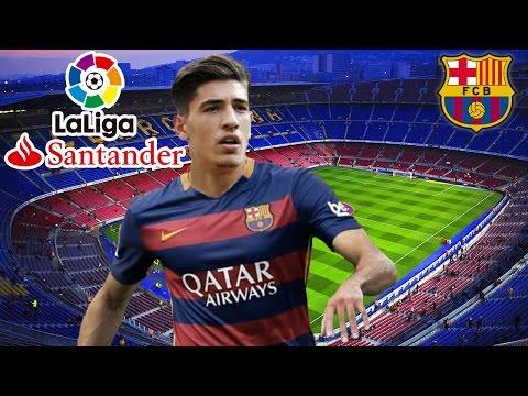 Héctor Bellerín Aterizeaza Pe Camp Nou - FIFA 17 Cariera Cu Barcelona