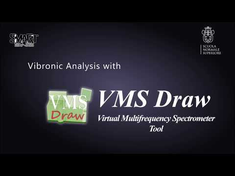 Vibronic Analysis with VMS DRAW