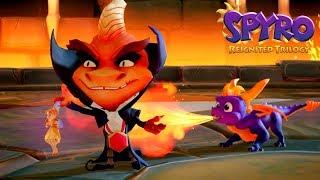 Spyro Reignited Trilogy Nintendo Switch Trailer