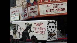 Выходчерезсувенирнуюлавку,ExitThroughtheGiftShop,саундтрек,фильм который стоит посмотреть !