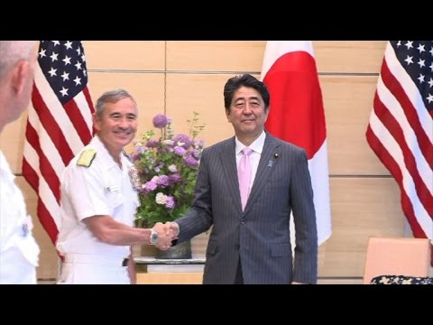 US Pacific commander meets Japanese PM in Tokyo