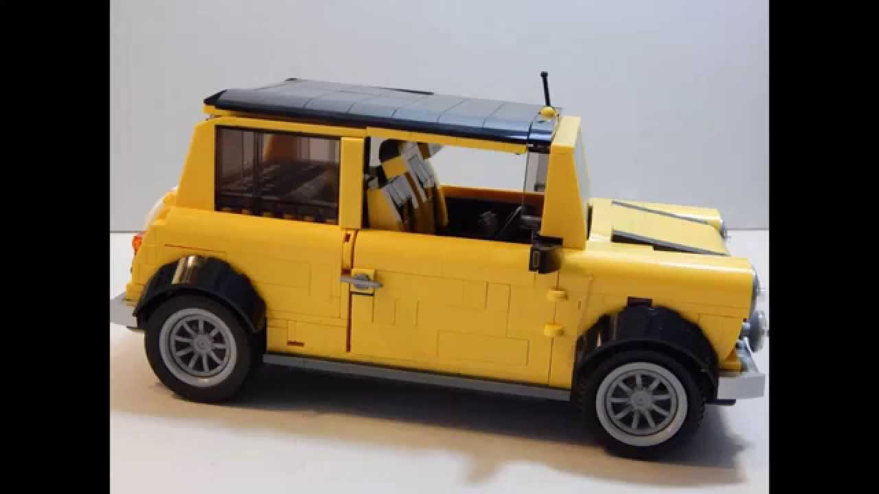 endtalk 39 s lego mini cooper modifications youtube. Black Bedroom Furniture Sets. Home Design Ideas