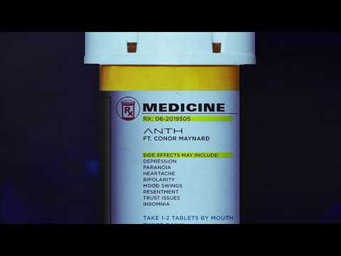 ANTH - Medicine (Official Audio) feat. Conor Maynard