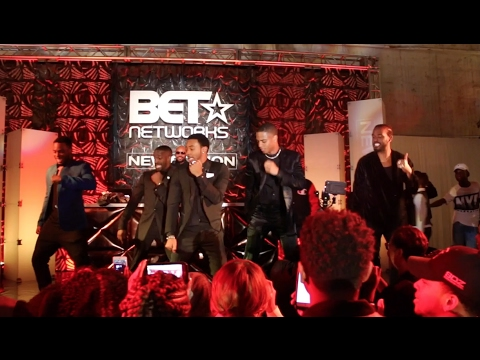 New Edition movie premiere (red carpet & after party)