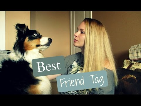 Best Friend Tag - Get to Know Aspen
