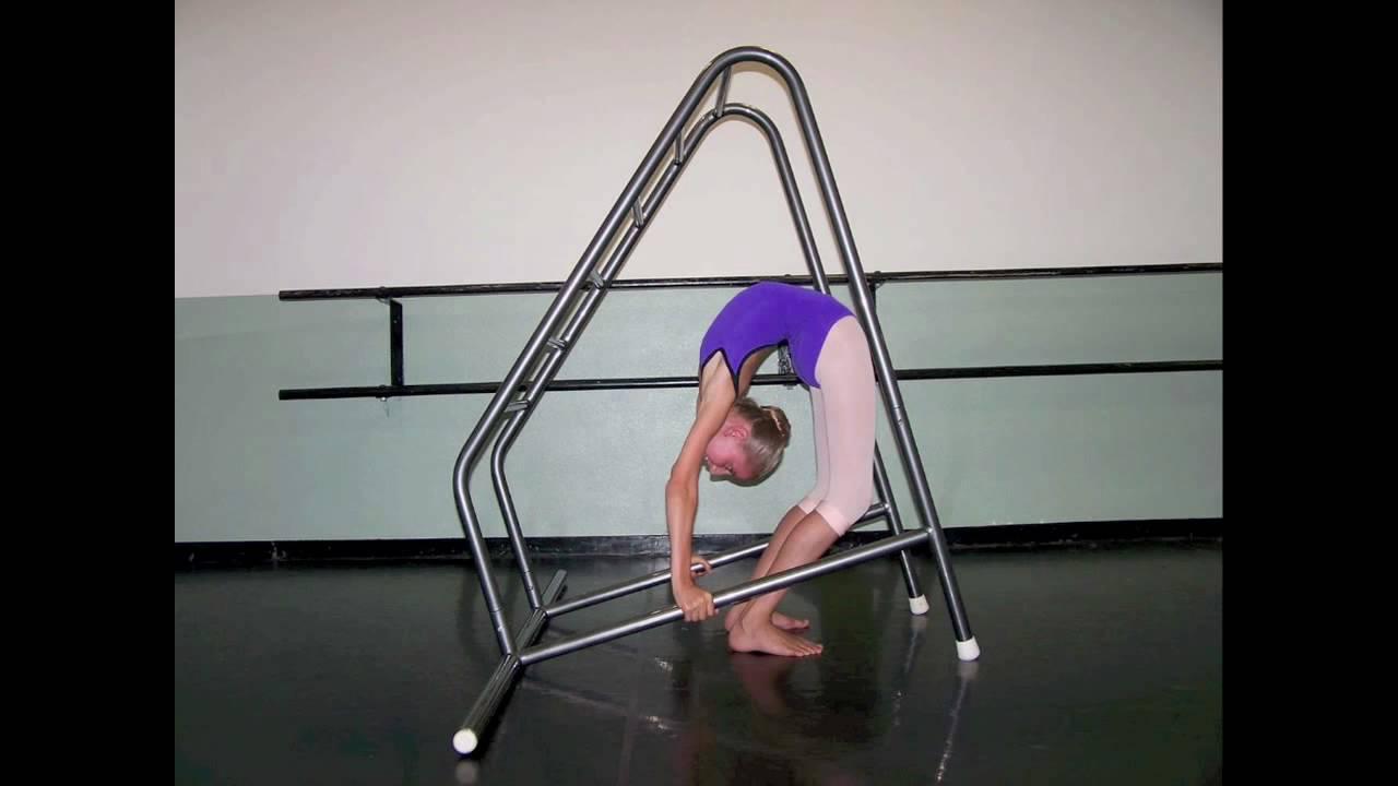 split flexibility machine