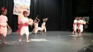 Pongal 2012 Dance - Silambattam and Thappattam