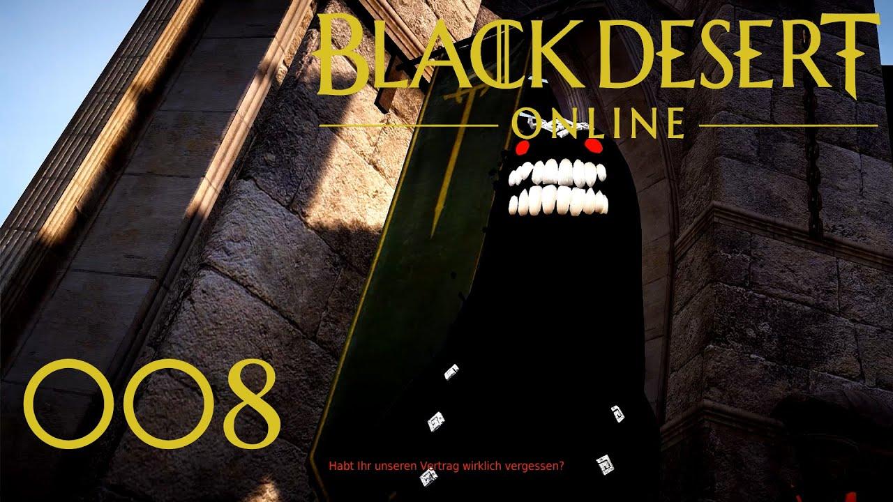 Bier Black Desert