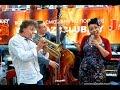 JAZZinMINSK@Евгений Владимиров-тромбон & Дебора Дэвис - вокал