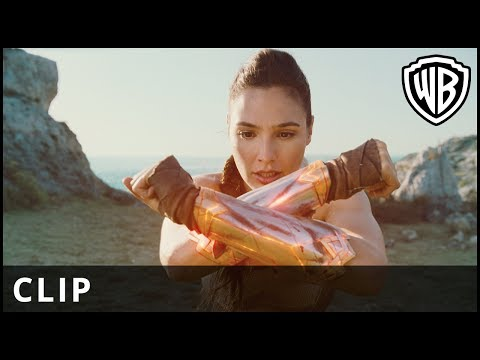 "Wonder Woman - ""You're Stronger Than This"" Clip - Warner Bros. UK"