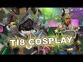 TI8 Dota 2 Cosplay Show - Winners!