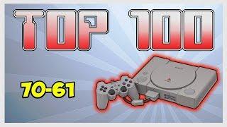 🥇TOP 100 MEJORES JUEGOS DE PS1 DE LA HISTORIA (70-61) para la Playstation classic mini (PS1)