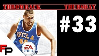 NCAA March Madness 09 - Xbox 360 - Throwback Thursday/Flashback Friday Ep. 33