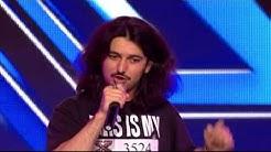 Славин Славчев - The X Factor Bulgaria (23.09.2014)