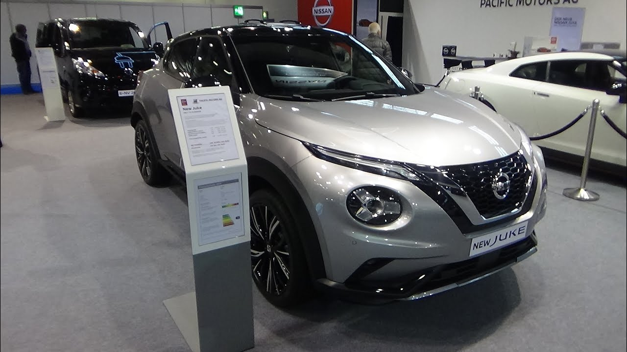 2020 Nissan Juke Dig T 117 N Design Exterior And Interior Auto Zurich Car Show 2019 Youtube
