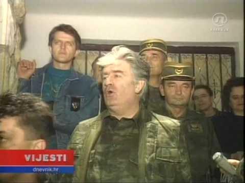 Uhićen ratni zločinac Radovan Karadžić
