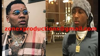"Kevin Gates WARNS NBA Youngboy about sidin wit boosie ""don"