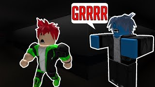 -A BEAST TRIES TO EAT ME - ROBLOX ROLEPLAY