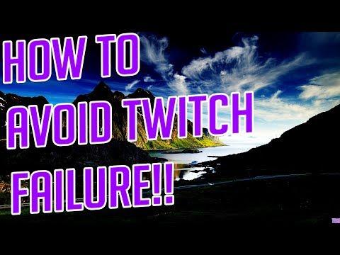 The Main Reason Twitch Streamer's Fail : Audio Podcast #2 (2018)