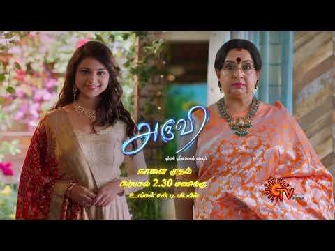 27-10-2021 Aruvi Serial Sun TV Episode 9