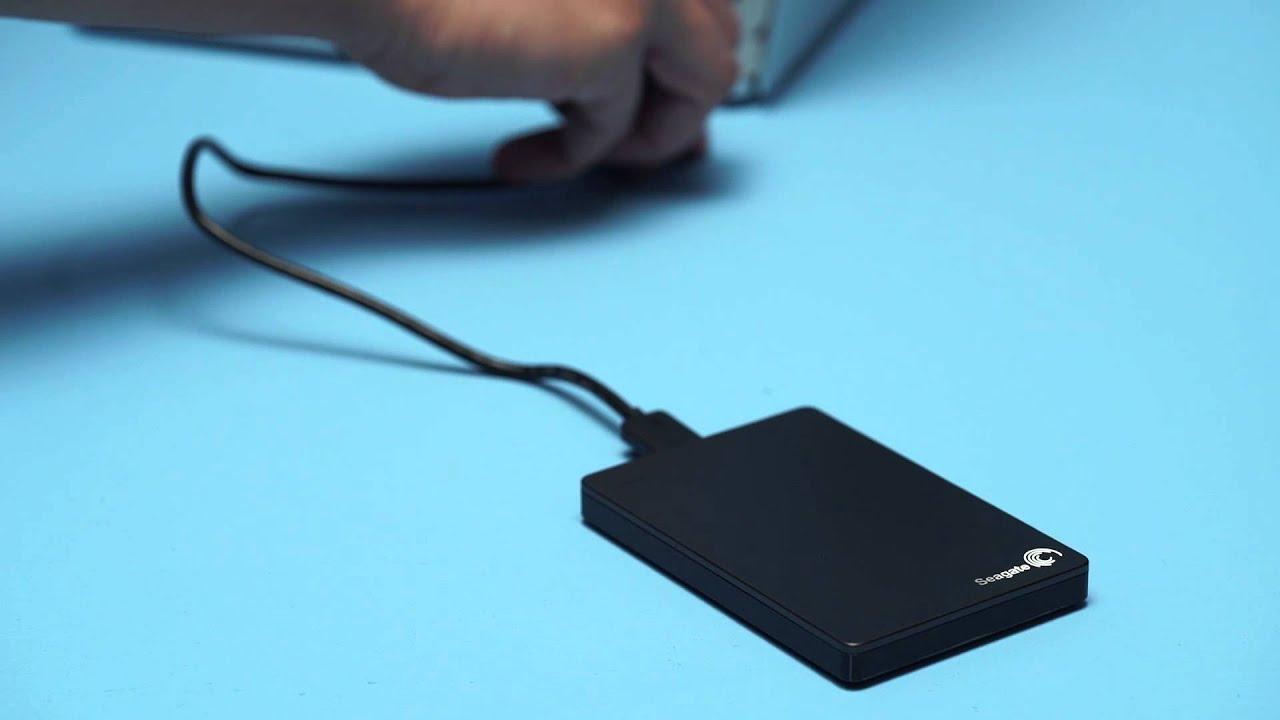 Frisk Ekstern harddisk til PC og Mac - YouTube LQ-96