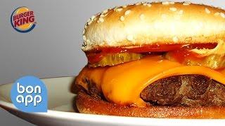 Чизбургер от Бургер Кинг (рецепт)
