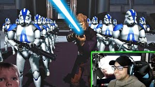 Anakin Order 66 Simulator - Star Wars Movie Duels Mod