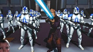 Anakin Order 66 Simluator LIVE - Star Wars Movie Duels Mod thumbnail