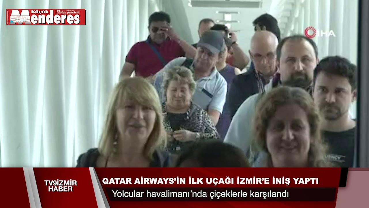 Küçükmenderes ve Tv9 İzmir, Katar töreninde