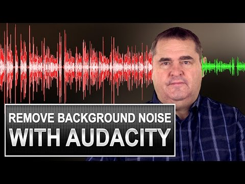 How To Use Audacity For Noise Reduction and Removal - Audacity The Free Voice Recording Software