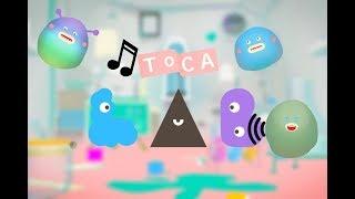 Toca Lab: All Element Sounds 2.0