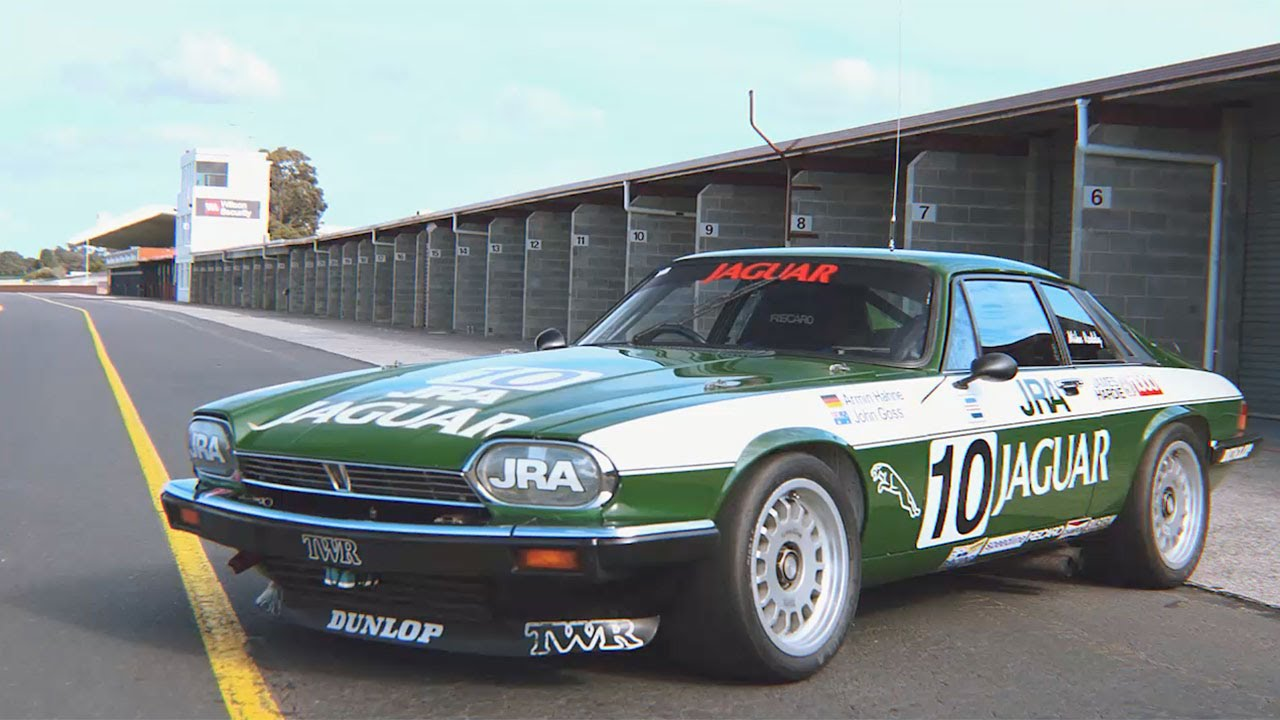 Jaguar XJS - Shannons Club TV - Episode 37