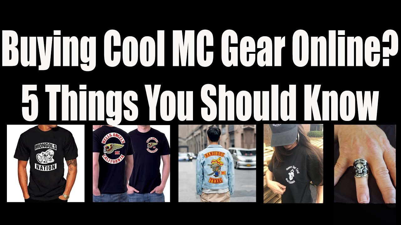 Top 5 Things to Know About Buying Unauthorized MC Gear Online