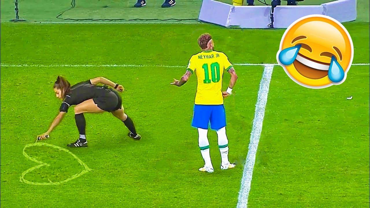 Funny Soccer Football Vines 2021 ● Goals l Skills l Fails #93