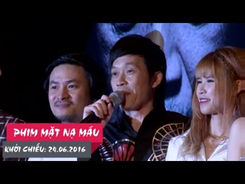 [Phim Mặt Nạ Máu] Khán giả vây kín Hoài Linh ở buổi ra mắt phim mới,  Tinna Tình, Thu Trang, Khởi My