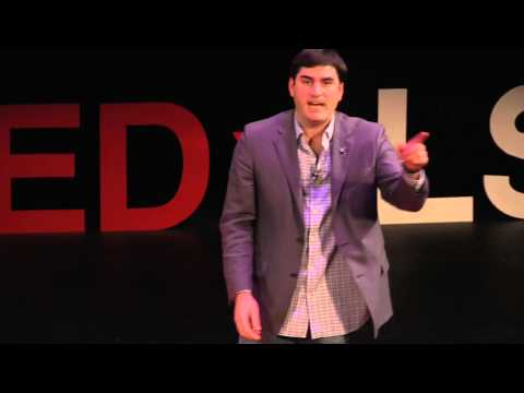 Creativity of the Blue Dog: Jacques Rodrigue at TEDxLSU