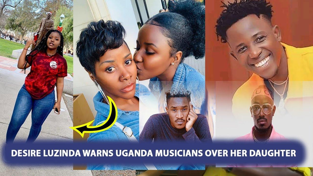 Download DESIRE LUZINDA WARNS UGANDAN ARTISTS UPONE DATING HER DAUGHTER MICHELLE
