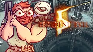 Resident Evil 5 - w/ Cry [Part 11] - Keanu!?