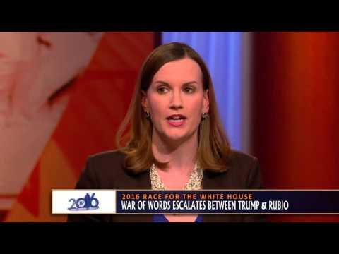 Trump, Rubio, Cruz battle ahead of Super Tuesday and Obama fights Congress