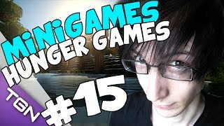 Minecraft Minigames | Hunger Games Ep 15 | Punching People is NOT Cool! | with friends